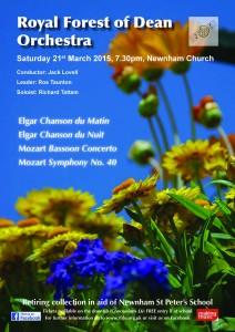 RFDO Spring Concert 2015