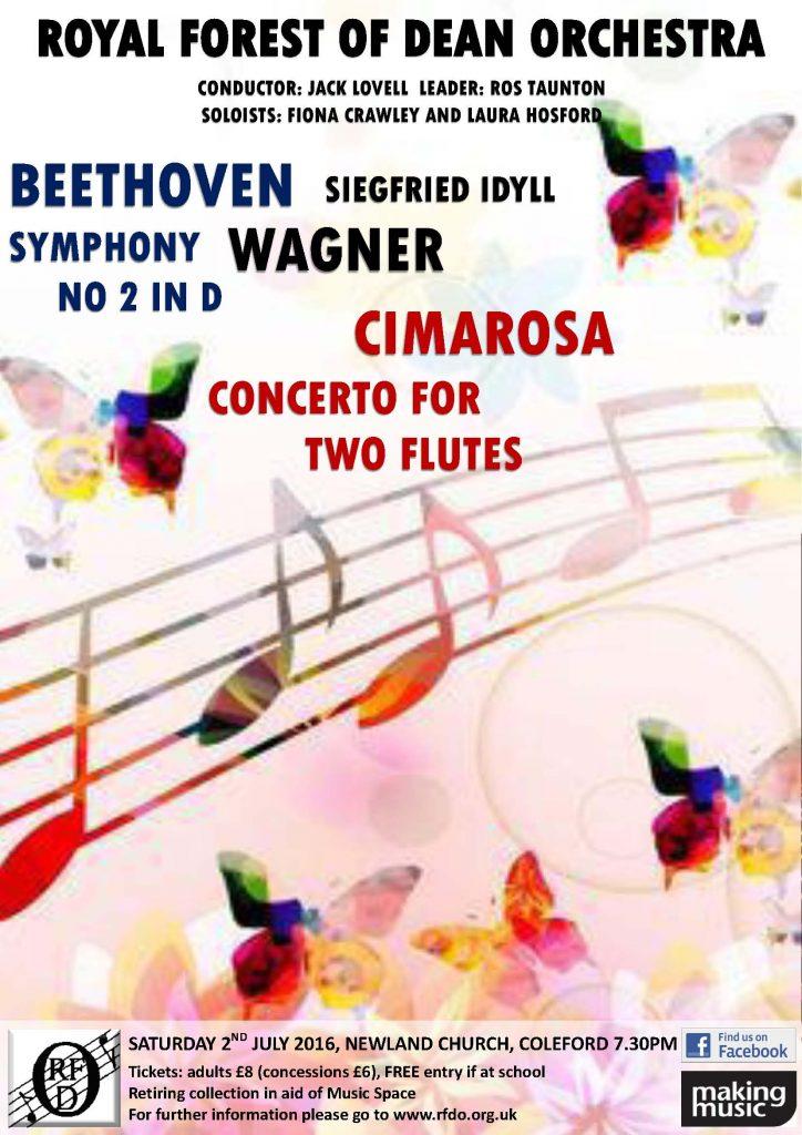 Sprint 2016 Concert Poster